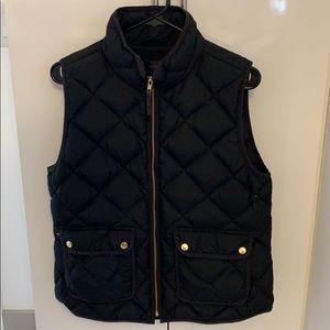 J. Crew - quilted vest